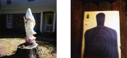 Statues, 2004 Savannah and Memphis
