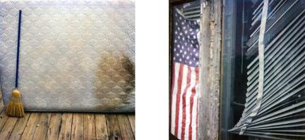 Matress and Flag, 2006 Swainsboro and New York