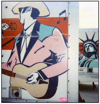 East, West, 2003 Charleston