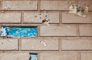 Savannah Avenue Two (Detail), 2013-2014 Tabby, Foam, Concrete